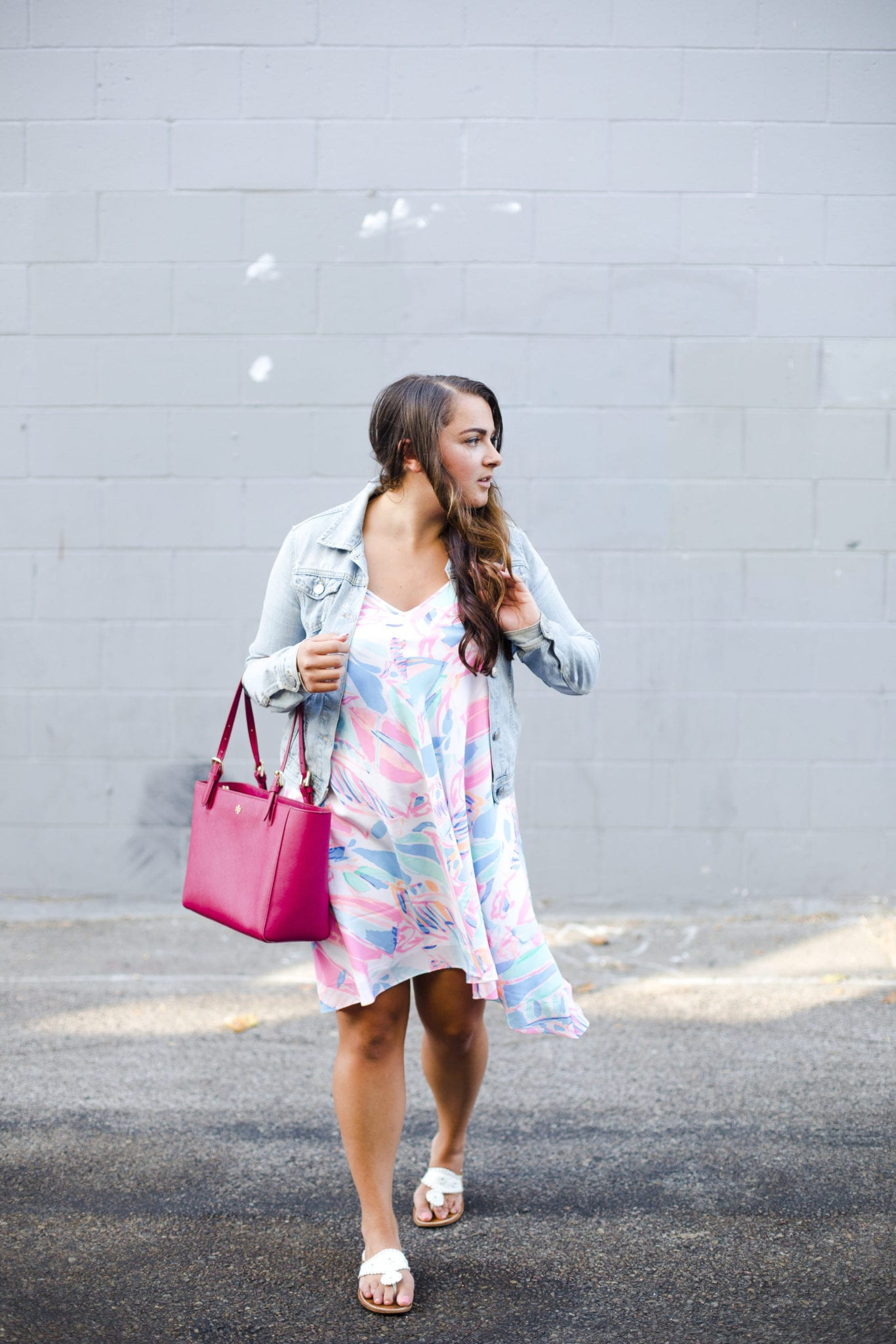 Lilly Pulitzer Preppy Dress