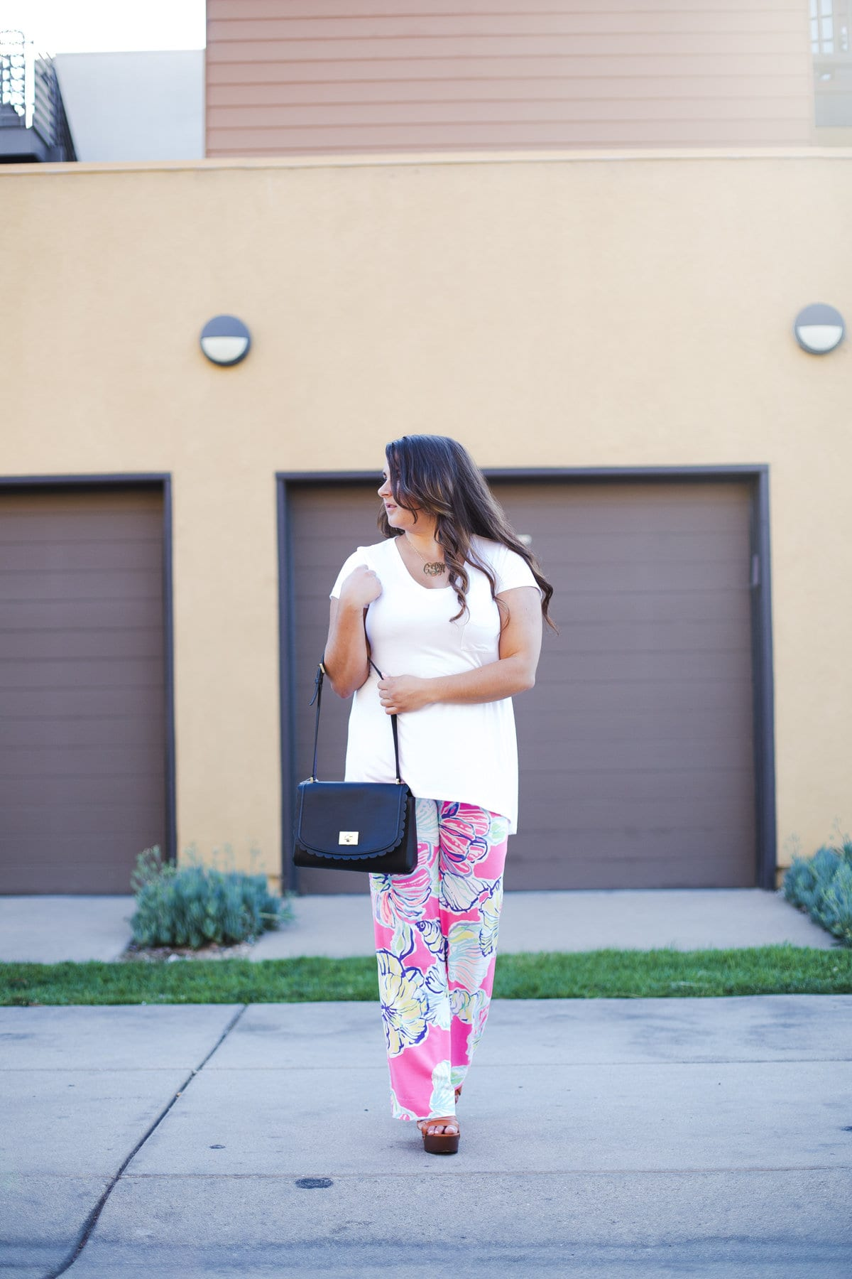 Lilly Pulitzer Pants Kate Spade purse