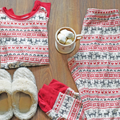 Christmas Jammies + My Favorite Sales **UPDATED FOR CYBER MONDAY**