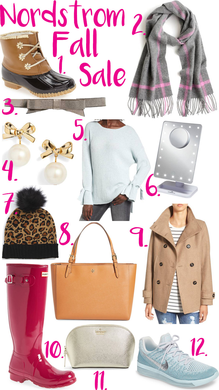 The 12 Days Of The Nordstrom Fall Sale