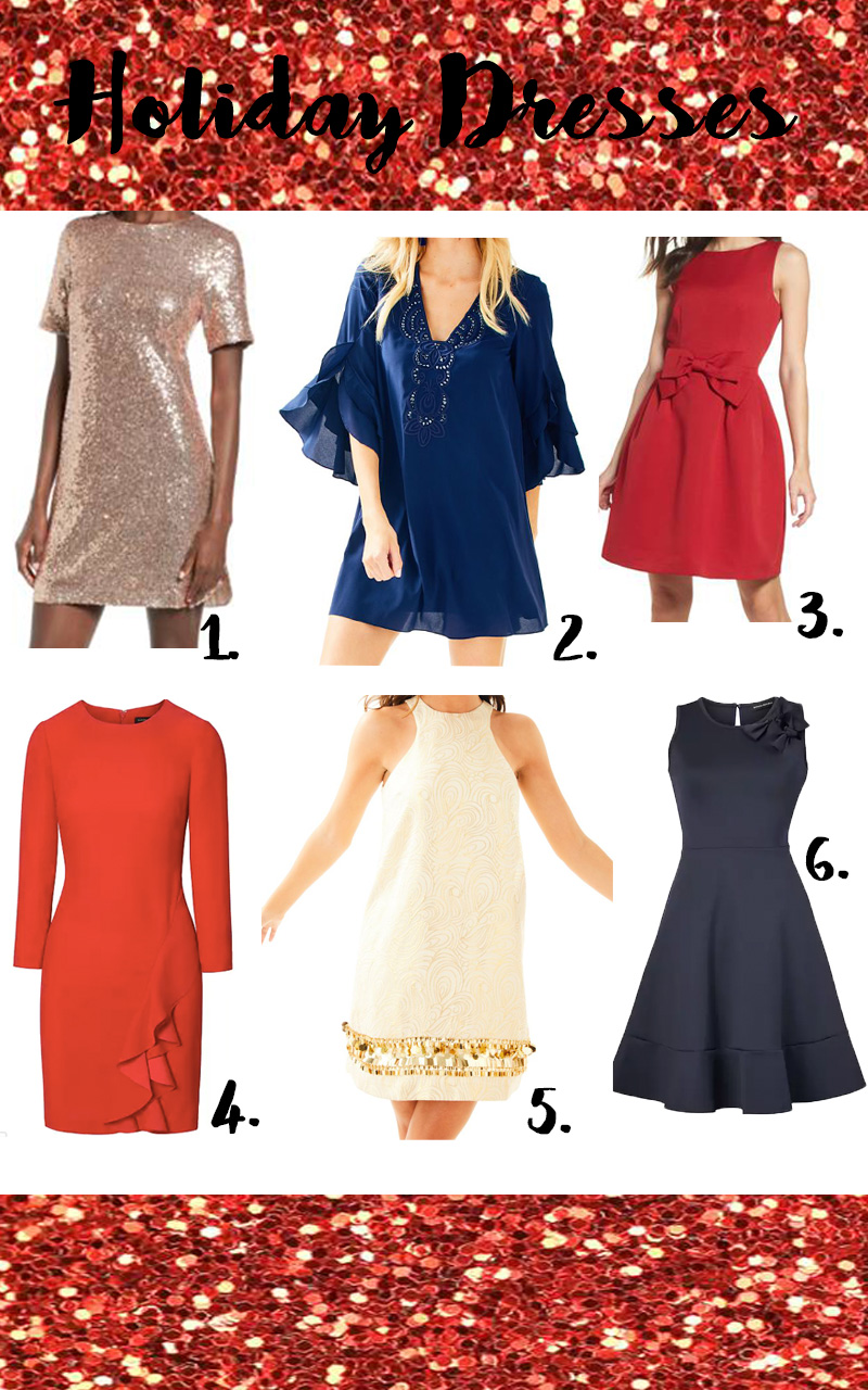 6 of the Best Holiday Dresses You'll Love