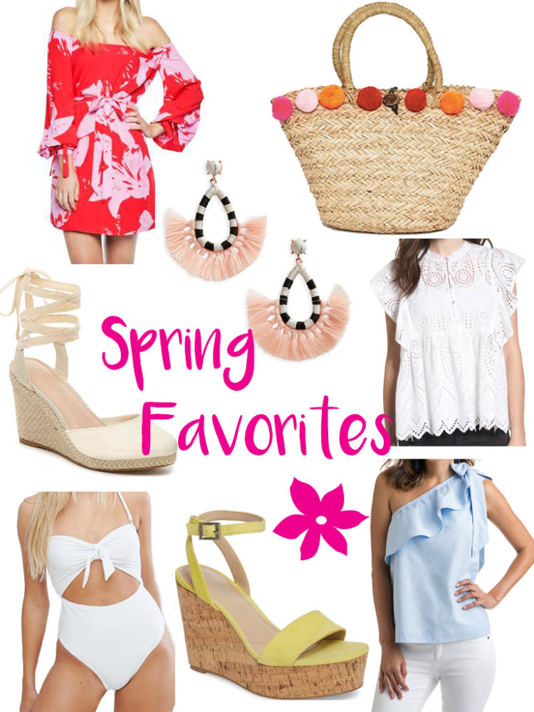 What's In My Cart For Spring + Life Update
