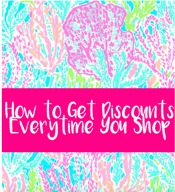 How To Get Discounts Every Time You Shop