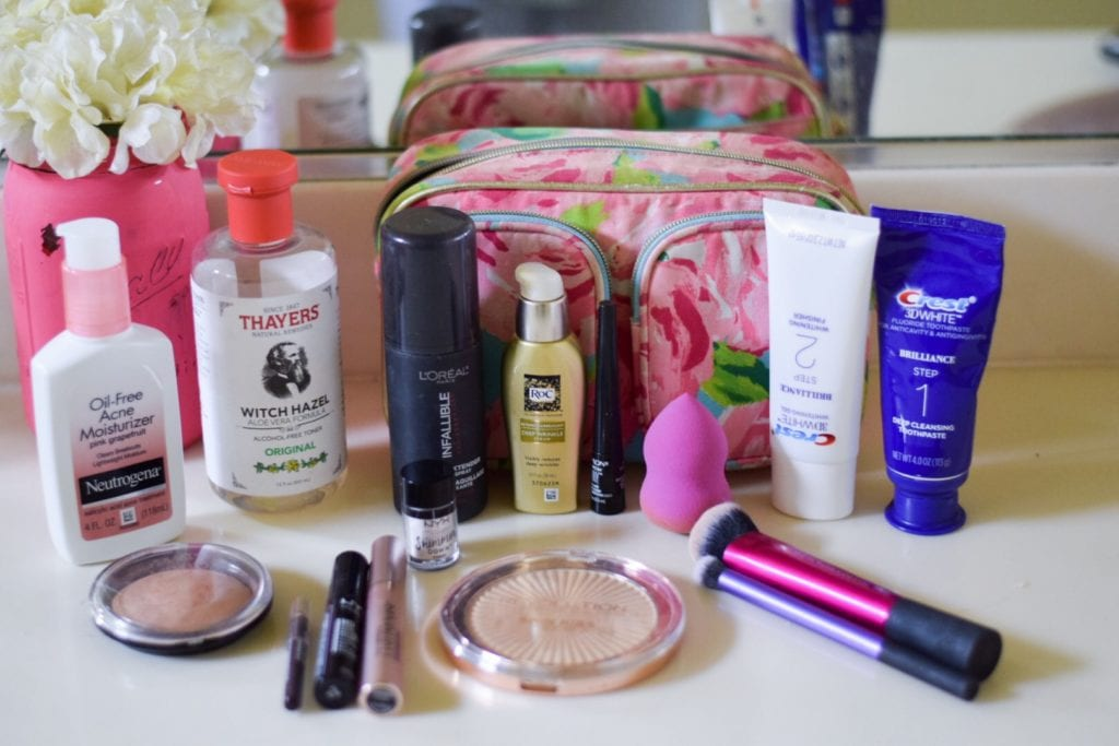 Spring Beauty The Best Drugstore Makeup The Brunette The Beach