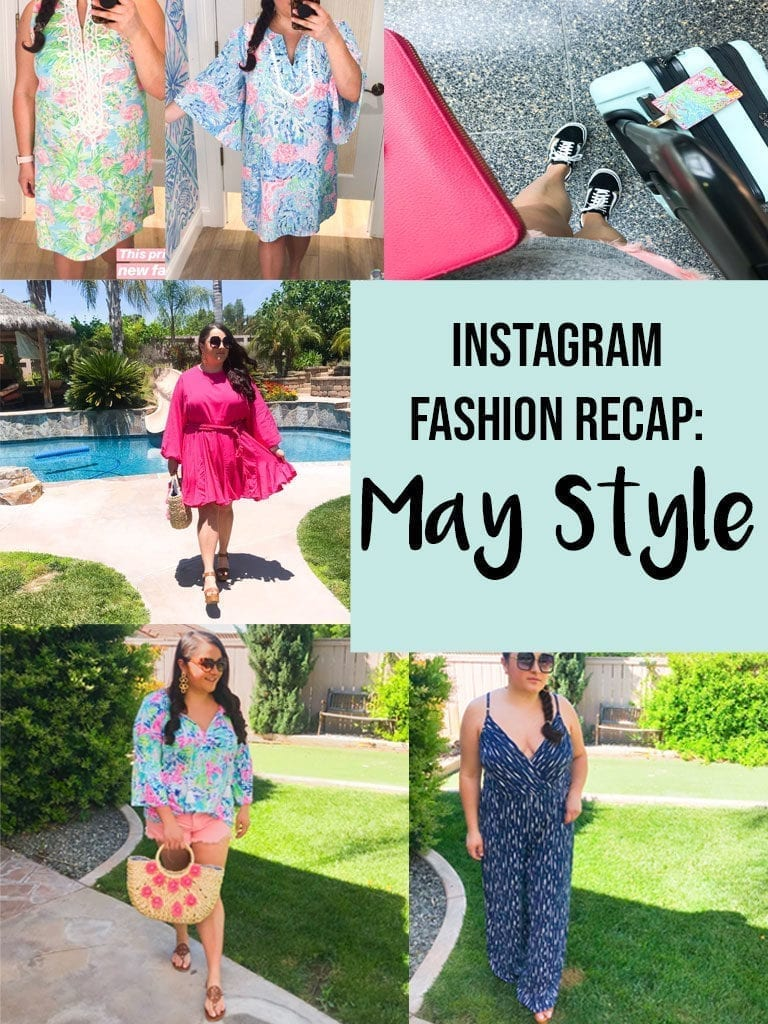 may instagram fashion