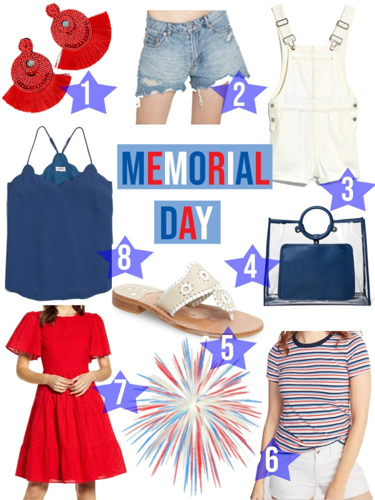 Memorial Day Outfit Picks