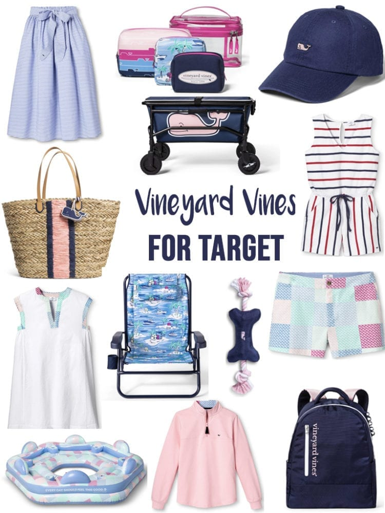 Top Picks from the Vineyard Vines For Target Collection featured by top US life and style blog, The Brunette & The Beach