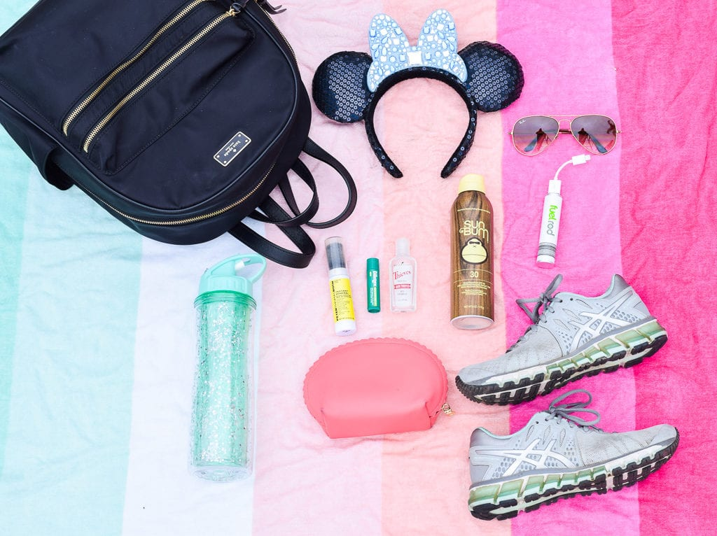 Top 10 Packing Essentials For A Day At Disneyland