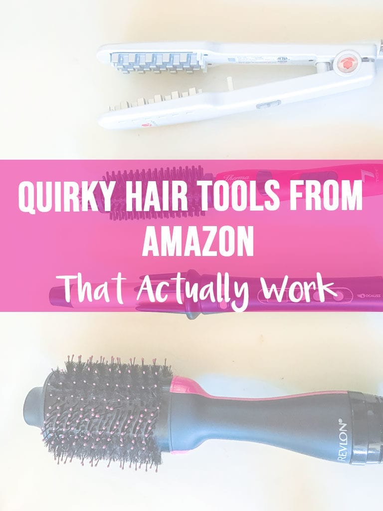 hair tools from amazon