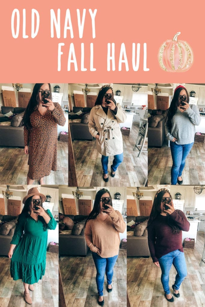 Old Navy New Arrivals for Fall featured by top US fashion blog, The Brunette & The Beach