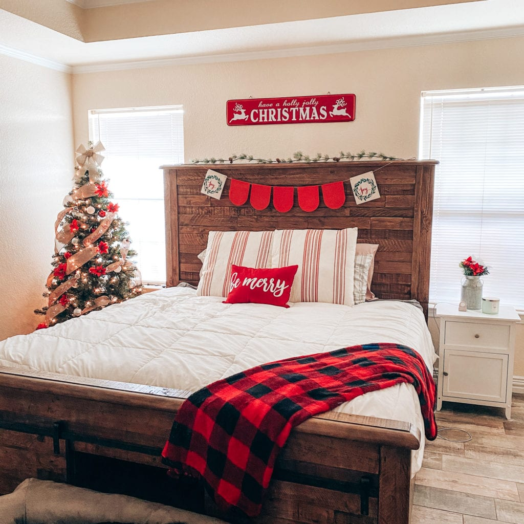 christmas farmhouse home decor