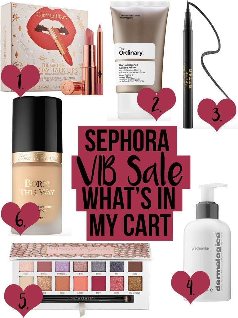 Sephora VIB Holiday Bonus Sale