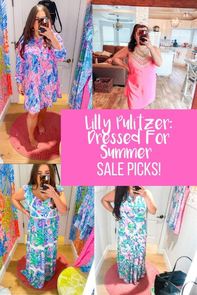 Lilly Pulitzer Dressed For Summer Sale Picks