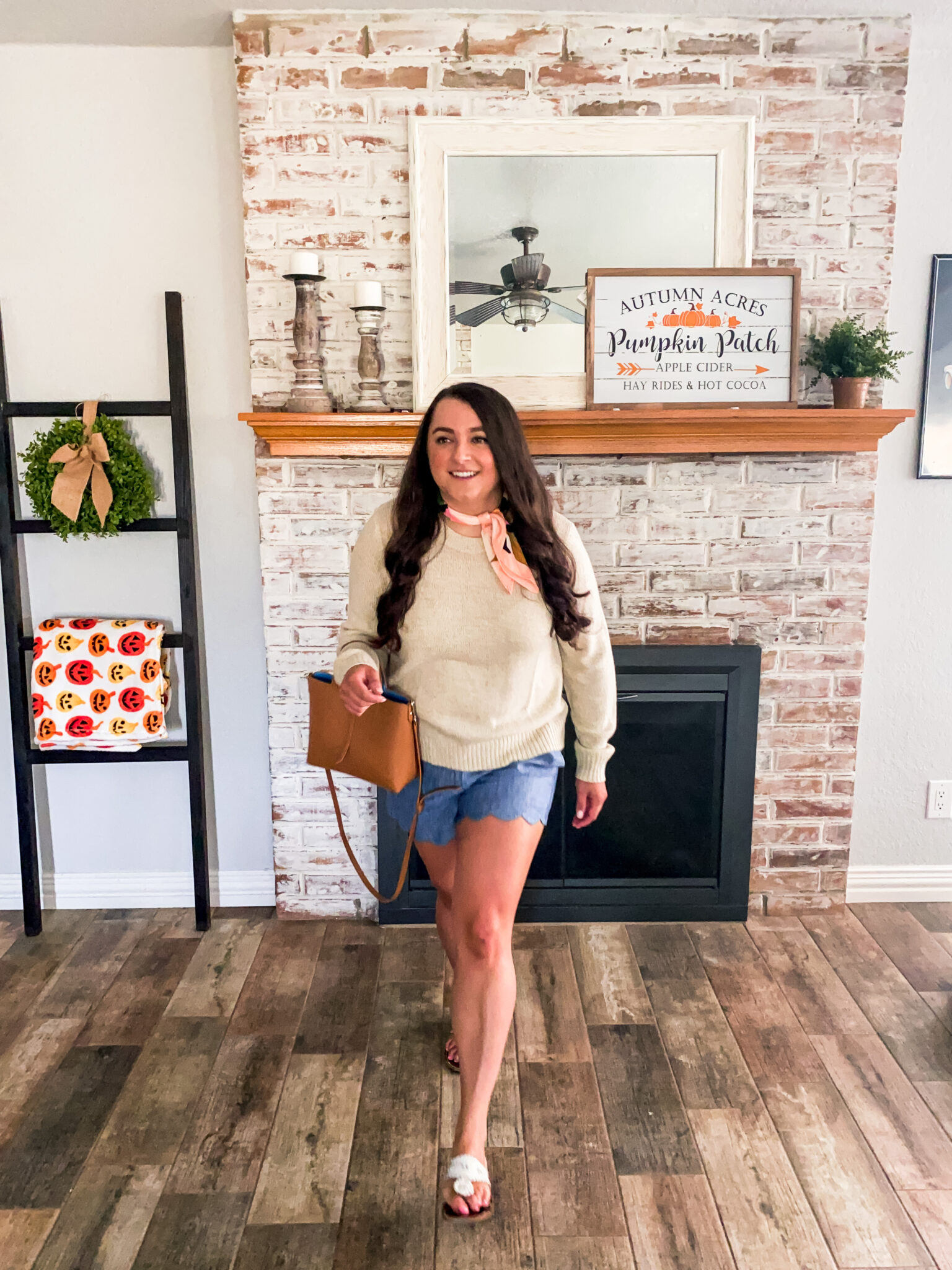 Summer To Fall Transition Outifts