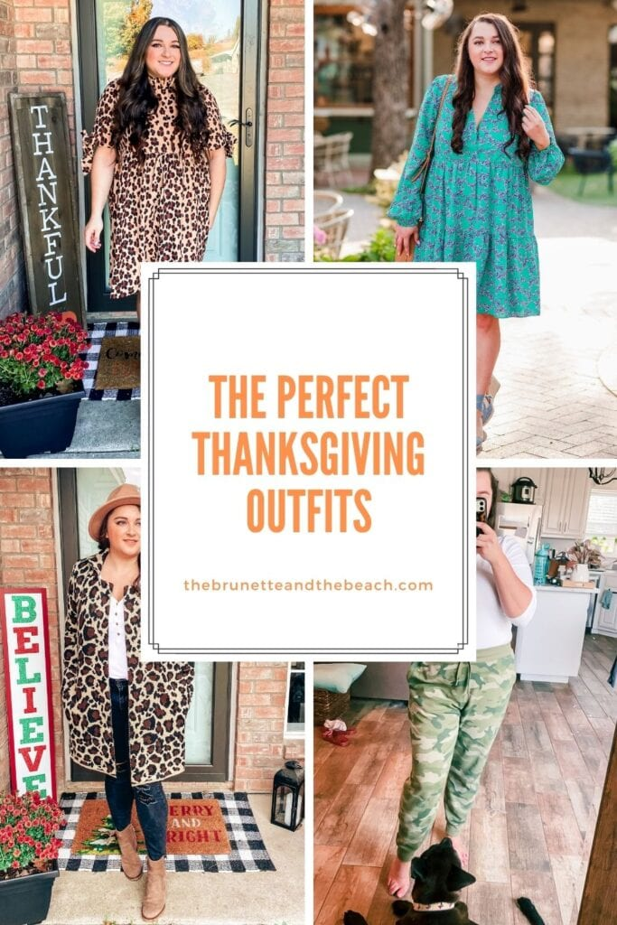 perfect thanksgiving outfit